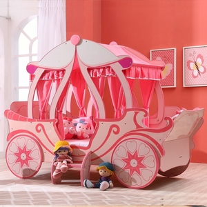 Princess Pumpkin Design Bedframe (M0148)