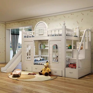 Children's bed/ Bunk bed (M0083)