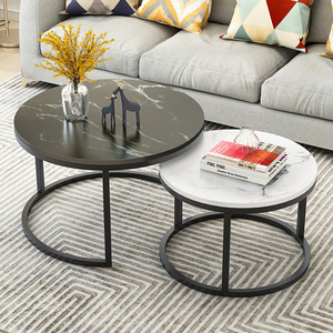 Marble Design Coffee Table set (M0071)1