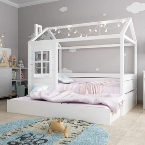 Children's Bed/ Pull out bed (M0193)