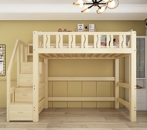 Children's bed/ Loft bed(M0186-a)